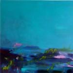 Seaside 2015 120 x 120 cm