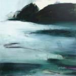 Shanshui (Berge und Wasser) 1 2014 100 x 120 cm