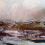 Doris Heidenberger Seestück IV  2017 100 x 120 cm